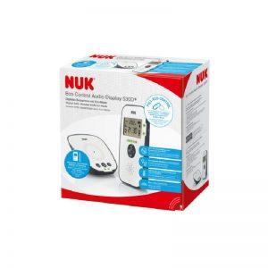 NUK Pestúnka Eco Control Audio Display 530D+