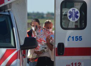Poskytnutie prvej pomoci